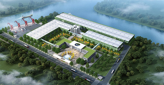 南通建筑垃圾資源化特許經營項目