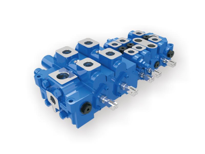 DP25/20G负载敏感多路换向阀