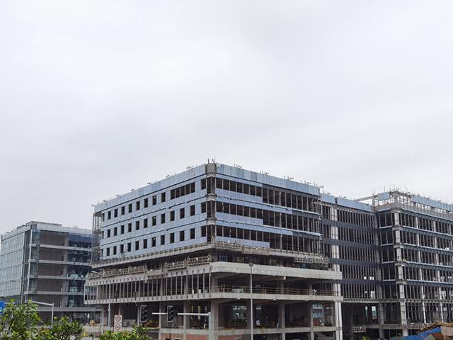 高科B09-7地塊廠房新建項目