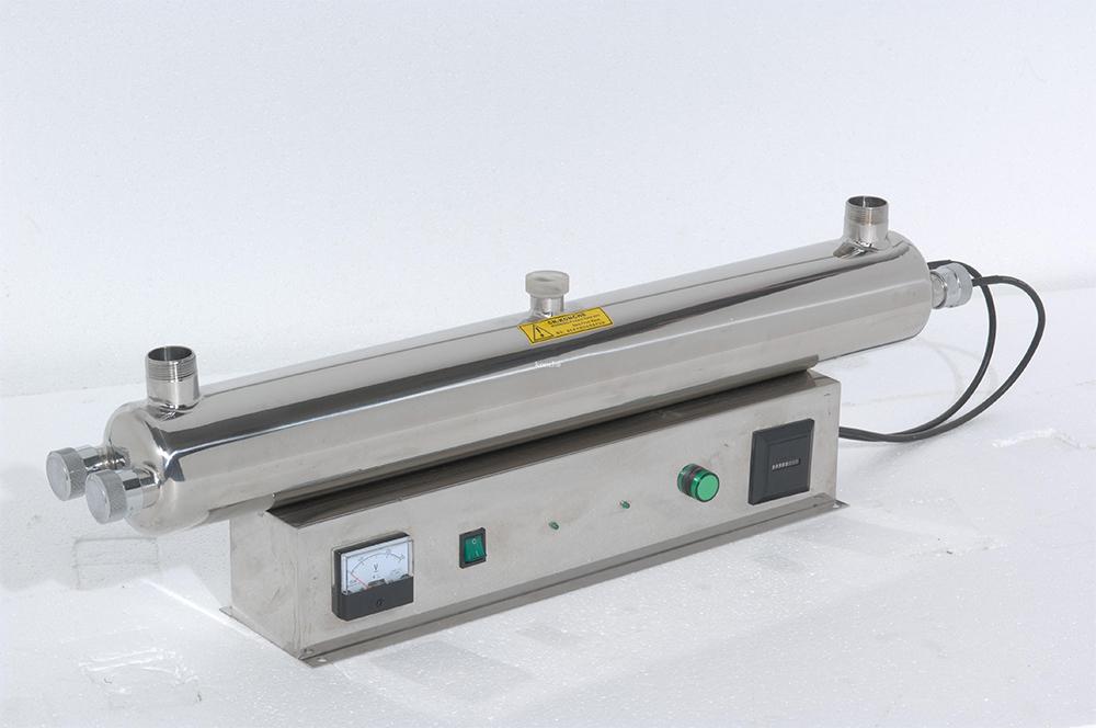 紫外線消毒在食品生產中的應用