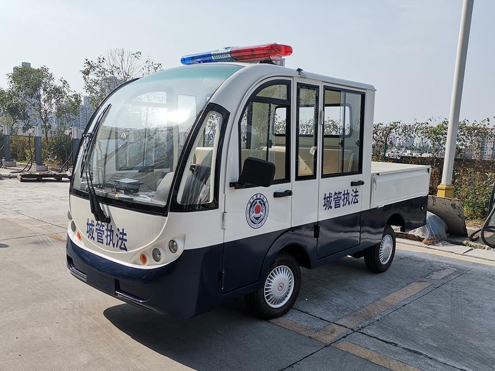 GD14A城管执法巡逻车