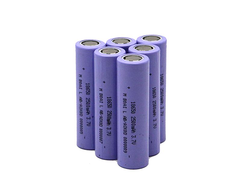 18650单支锂电池