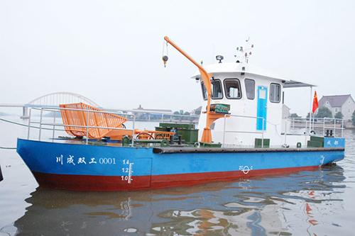 水質凈化船