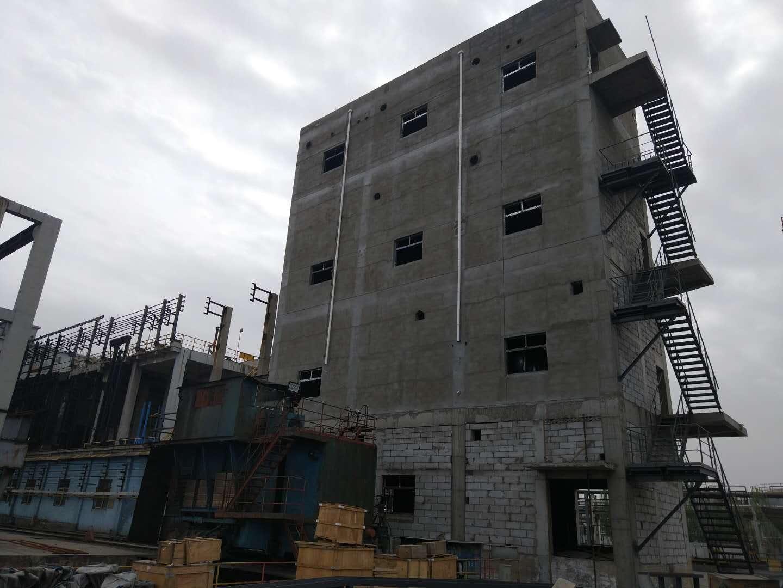内蒙恒坤工程泵房竣工(1)