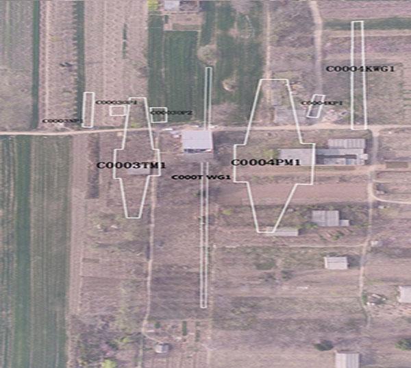 秦始皇陵三標段考古勘探