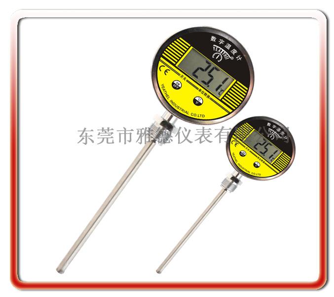 100MM徑向經濟型數顯溫度計