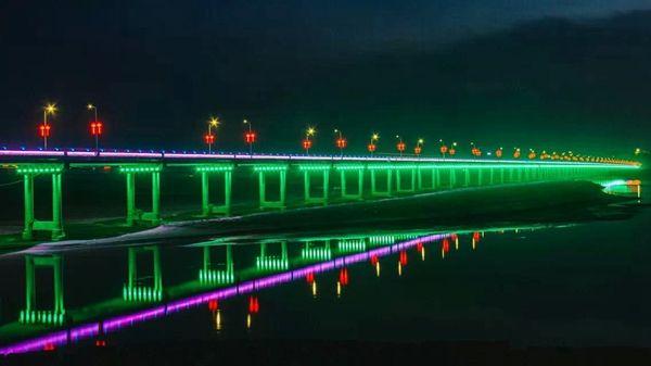 陜西-渭蒲橋