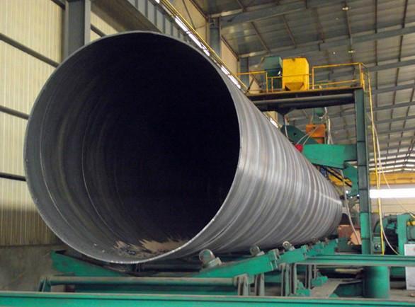 螺旋鋼管生產廠家合集站
