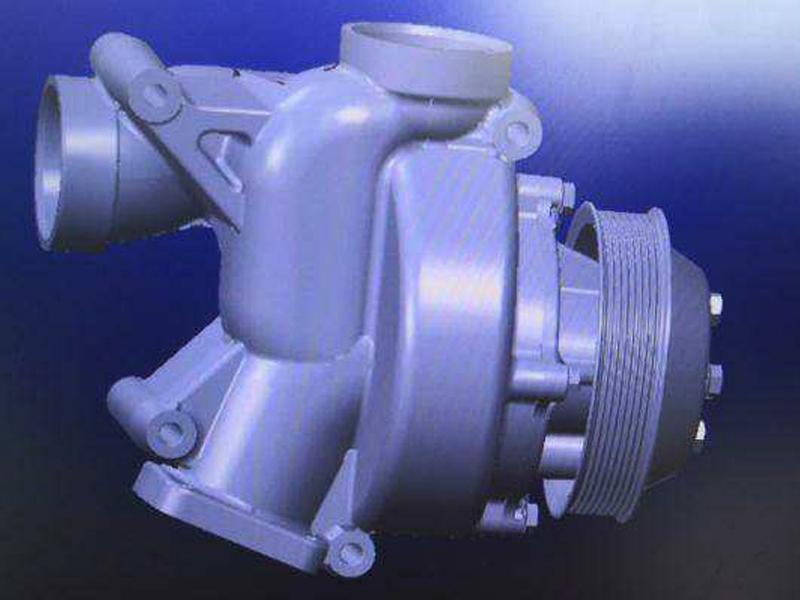12L机水泵