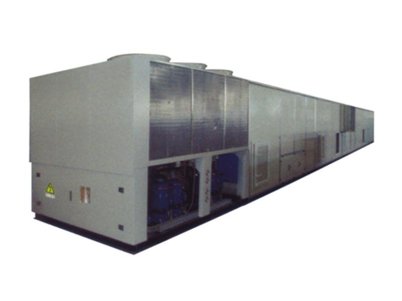 恒溫恒濕型屋頂空調機