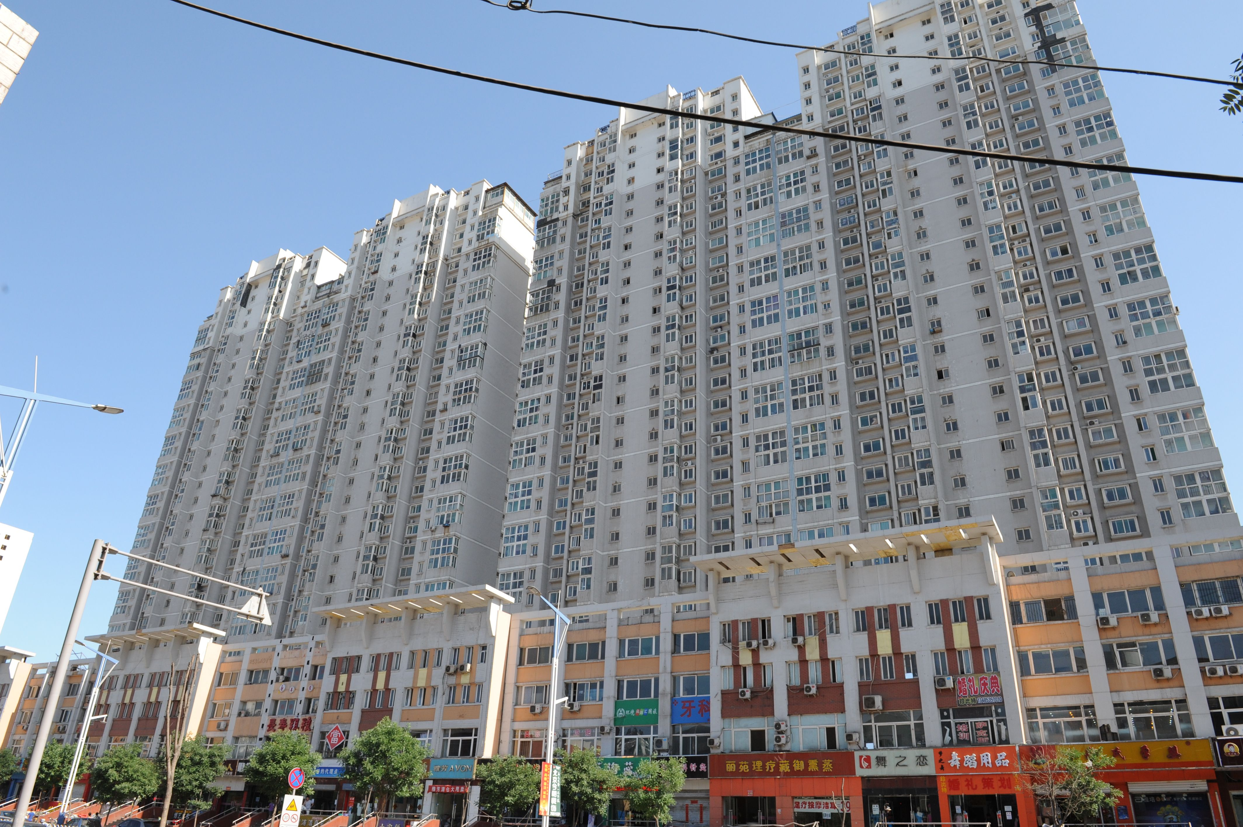新中建高層住宅樓