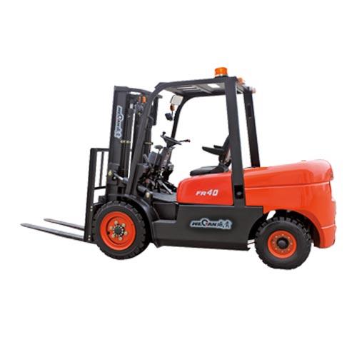 4.0噸機械、液力柴油叉車
