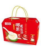 370g椰果花生湯