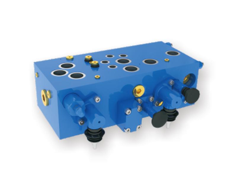 XZJ-A坑道钻机多路换向阀