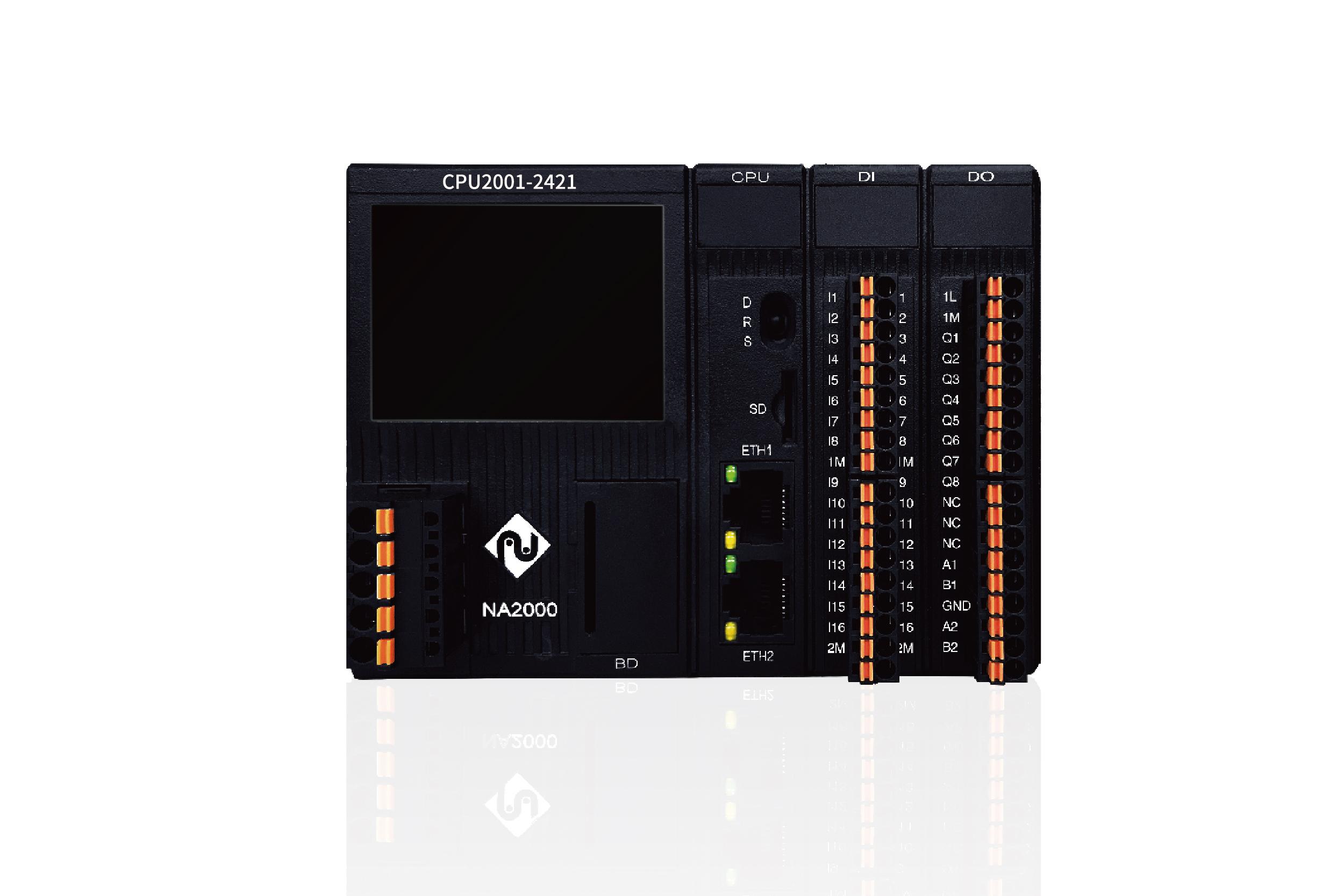 NA2000-運動控制型CPU模塊