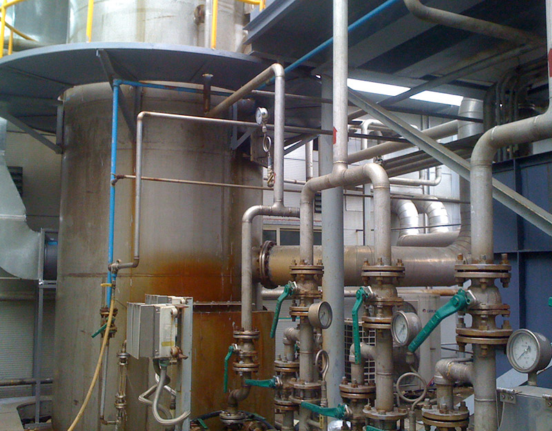 脫硫脫硝治理-廢氣處理