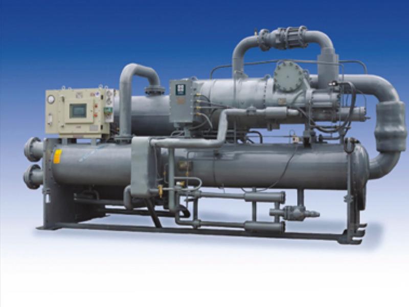 中低溫、超低溫螺桿冷水機組