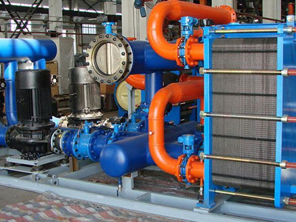 換熱機組廠家_換熱機組防止二次系統超壓的方法
