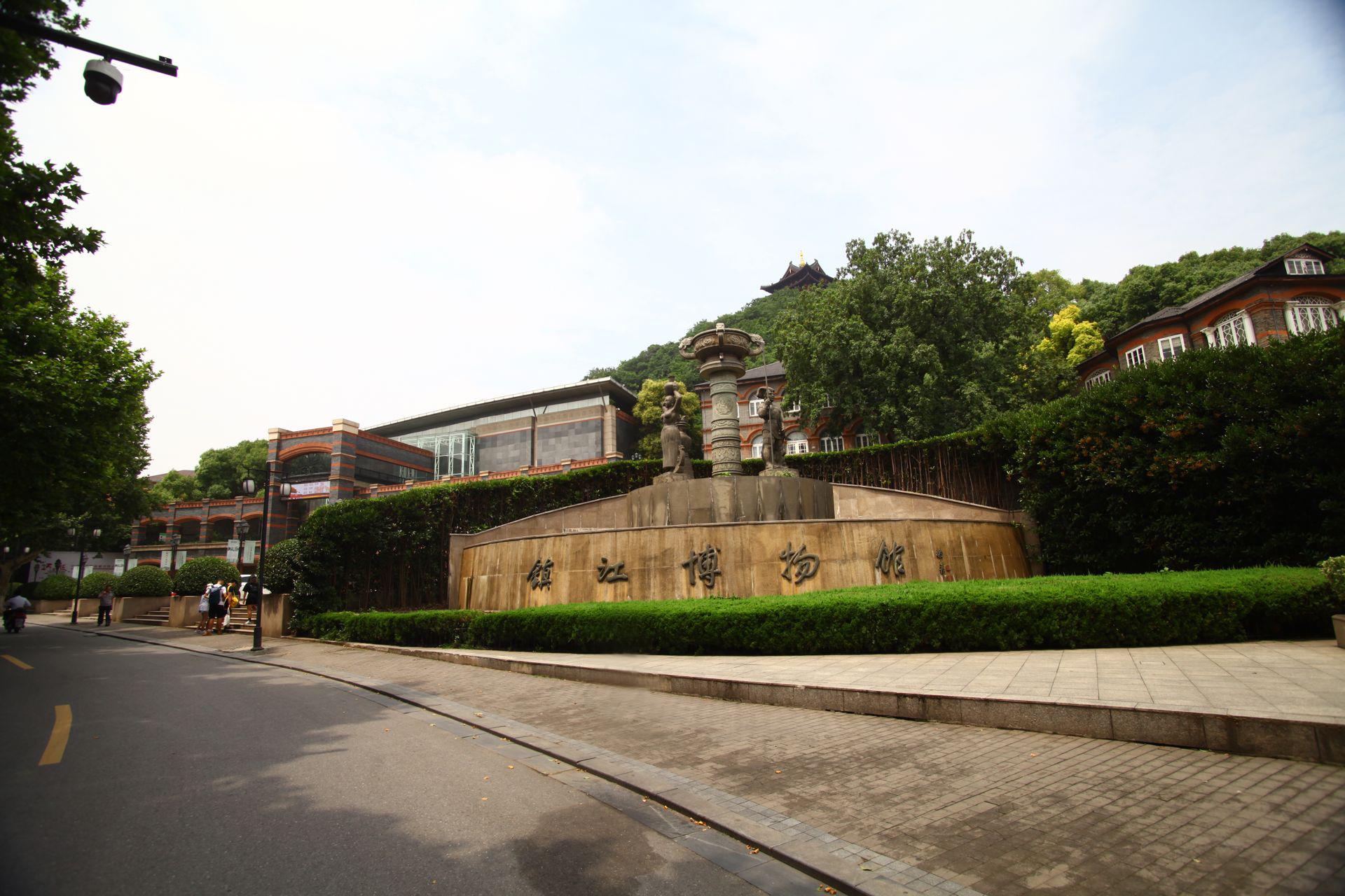 鎮江博物館工程2
