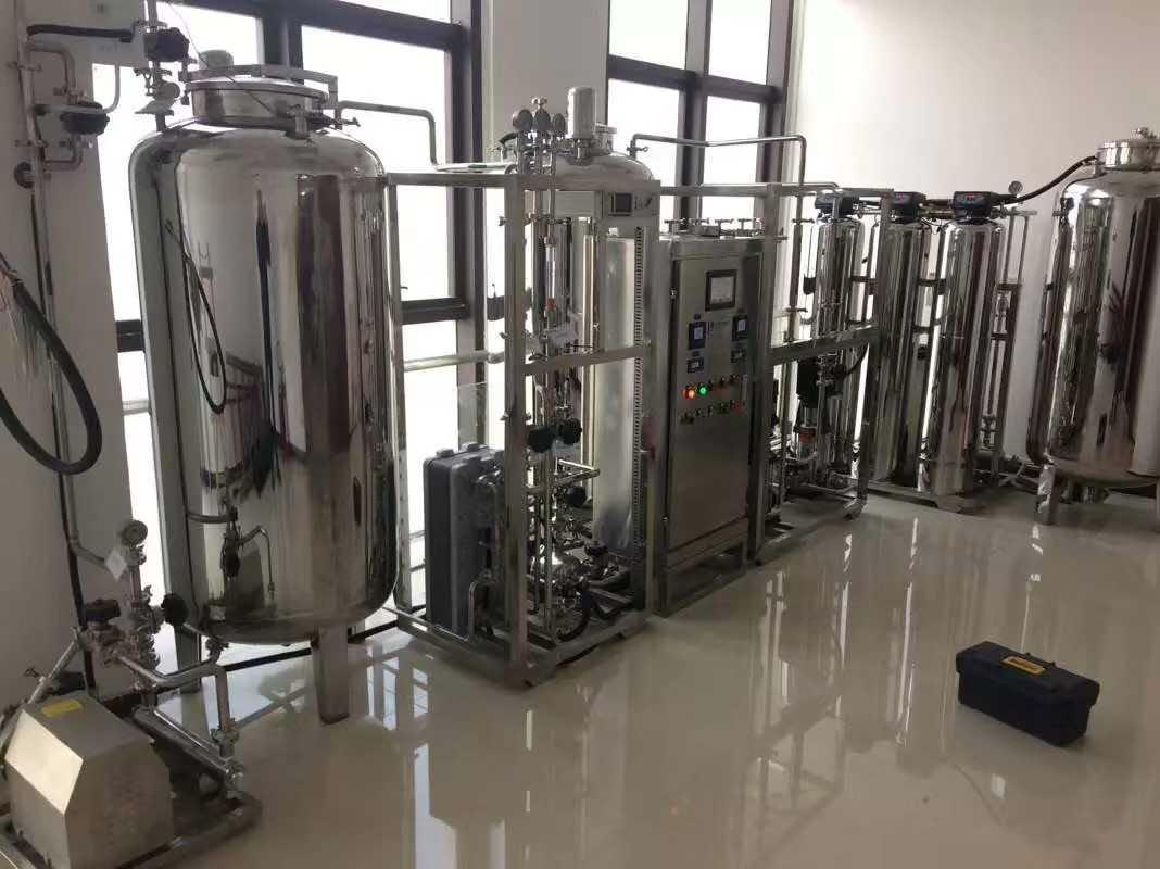 醫藥、實驗室純化水