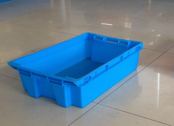 1#錯位箱藍色