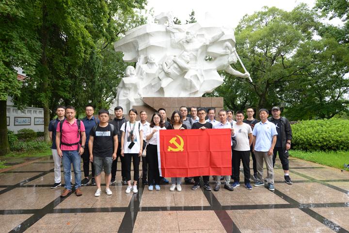 學習革命歷史 緬懷革命烈士