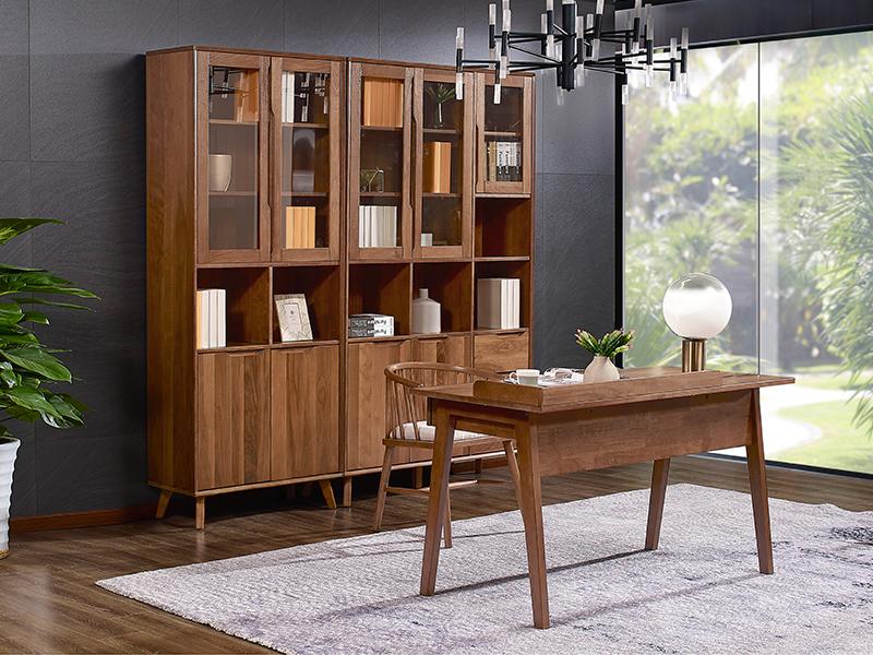 書柜、書桌