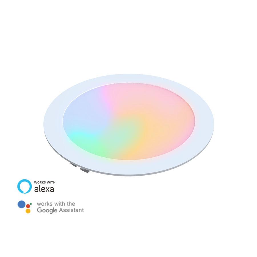 Recessed Luminaire RGBCW