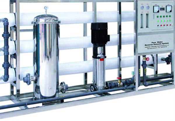 10T/H 單級反滲透設備