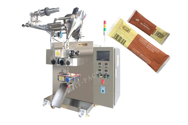 粉末包裝機 條形背封咖啡粉包裝機