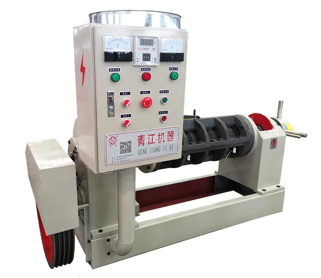 D1X(心軸加熱)系列螺旋榨油機