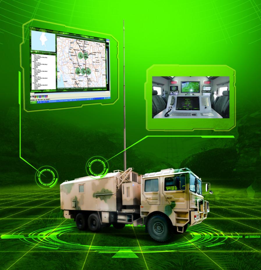 TH-G701/G701A(SmartCOM )野戰通信指揮系統