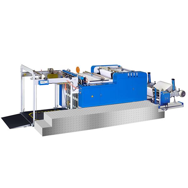 橫切機-堆紙高度1200mm
