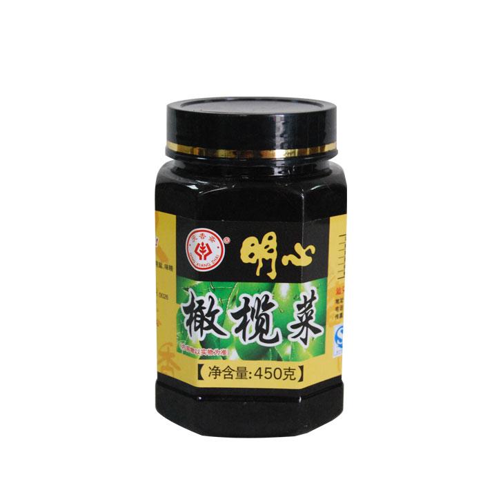 明心橄欖菜(450克)