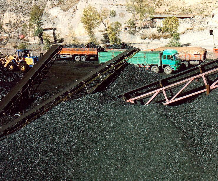 烏蘭圖噶煤礦:污水提升解決方案