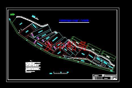 水田船廠布置圖