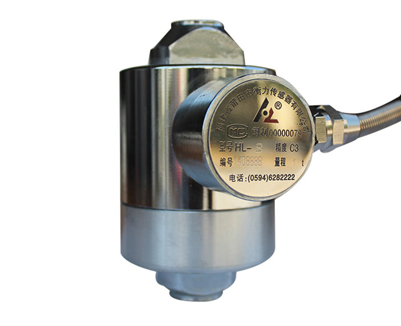 HL-B1防水焊接密封抗冲击拉压传感器
