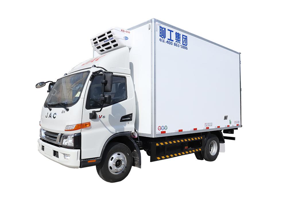 江淮駿鈴 4.2米冷藏車