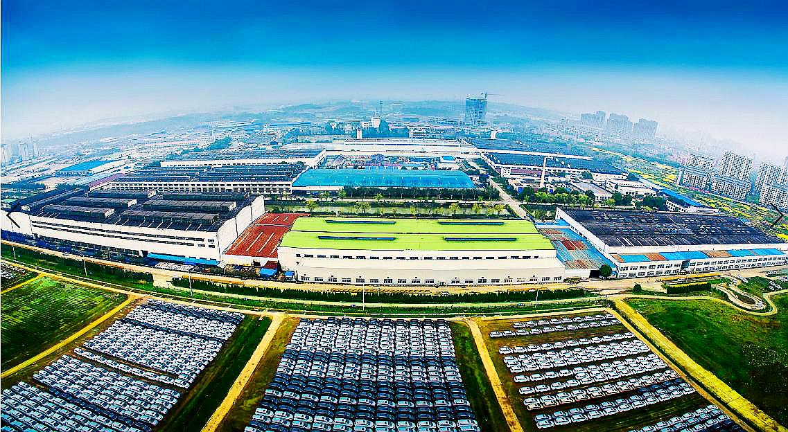 東風二汽新能源產業園