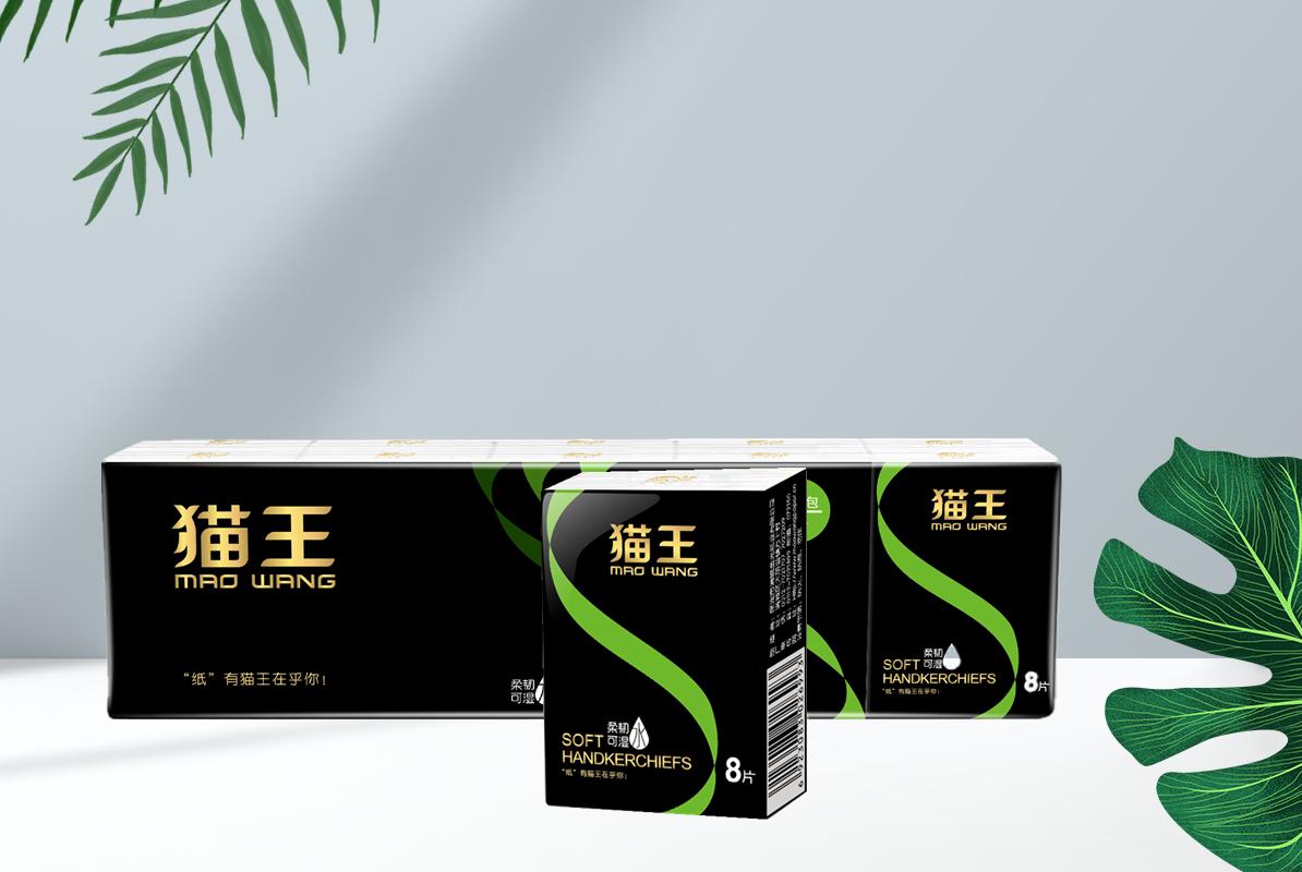 簡約10包手帕紙(三層)(MSP11)