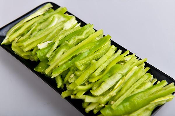 辣椒絲-菜之源凈菜