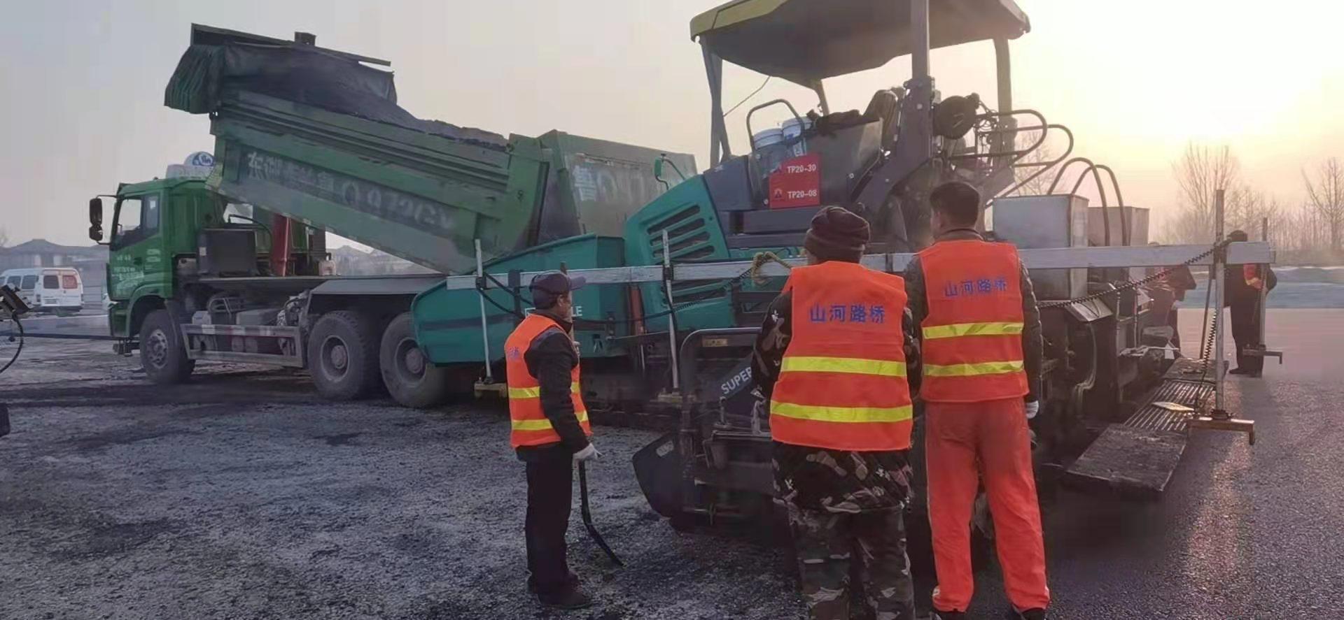臨沂高鐵片區道路工程