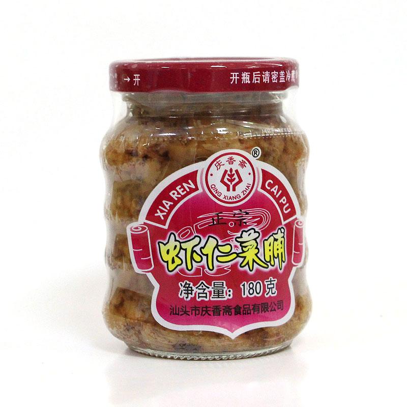 蝦仁菜脯(180克)