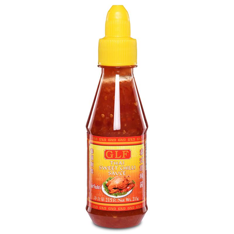 GLF泰式甜辣酱(小)  215ml