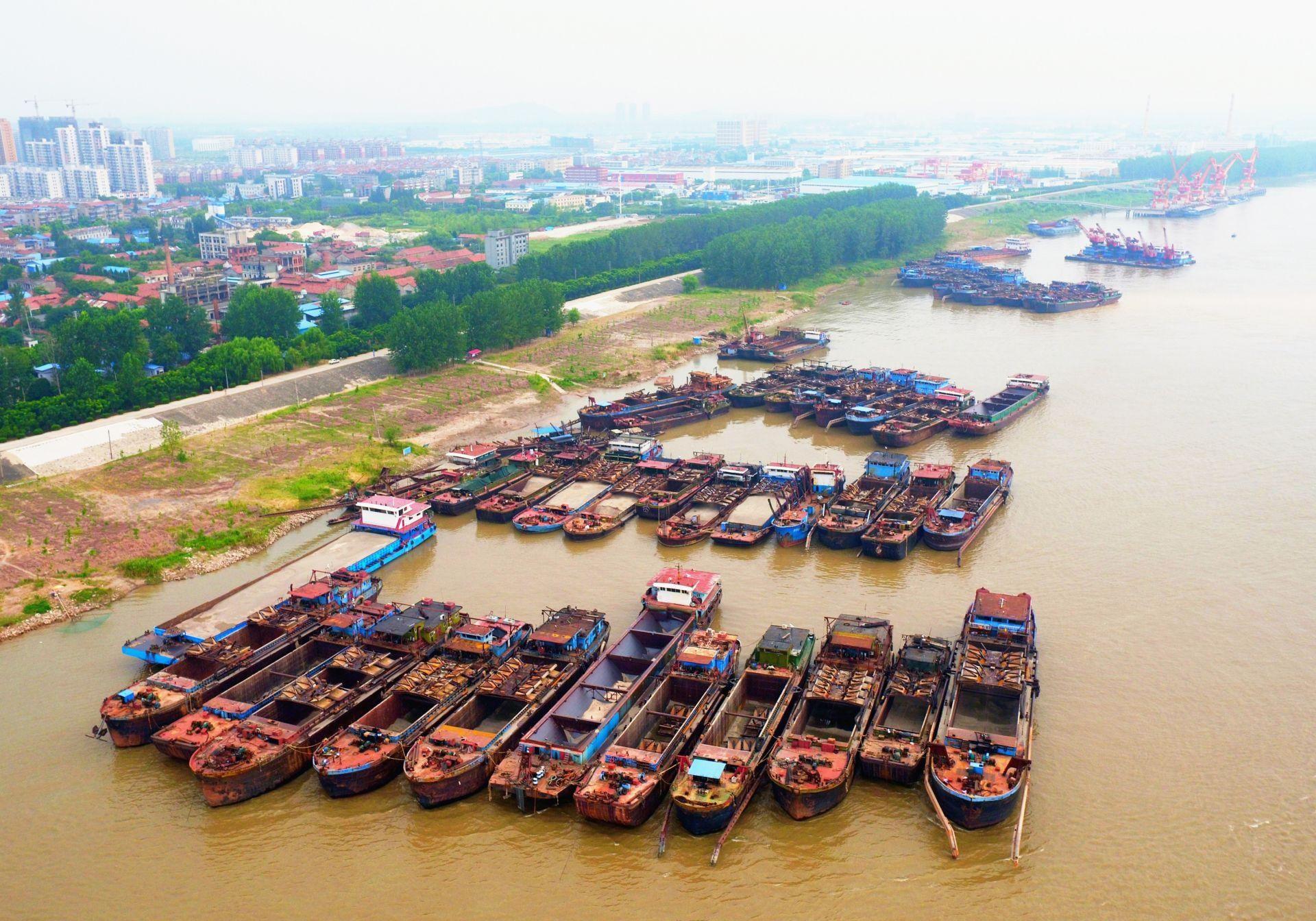 水利部 公安部 交通运输部启动长江河道采砂综合整治行动