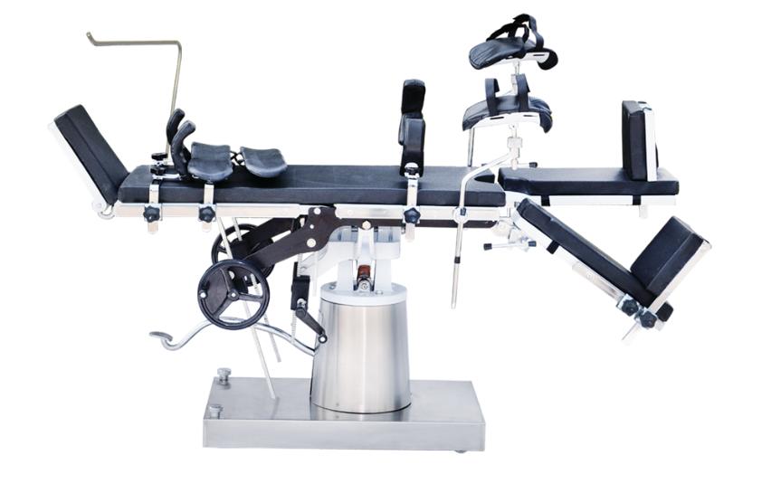 3001D型側面操縱式綜合手術臺