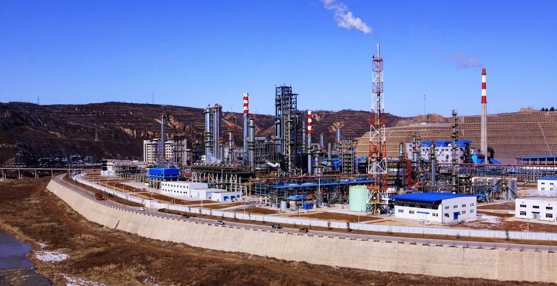 延长中立能源榆林储罐监控系统