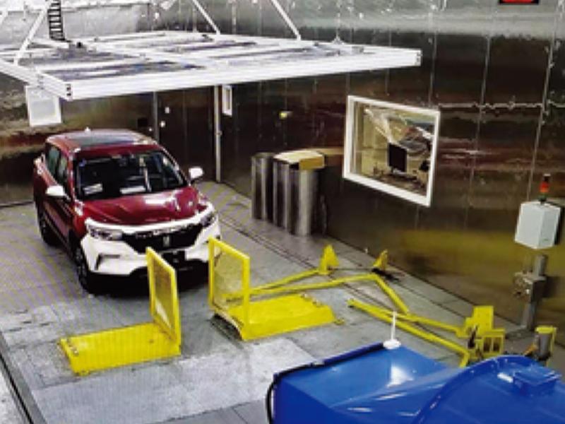 汽車整車環境試驗倉