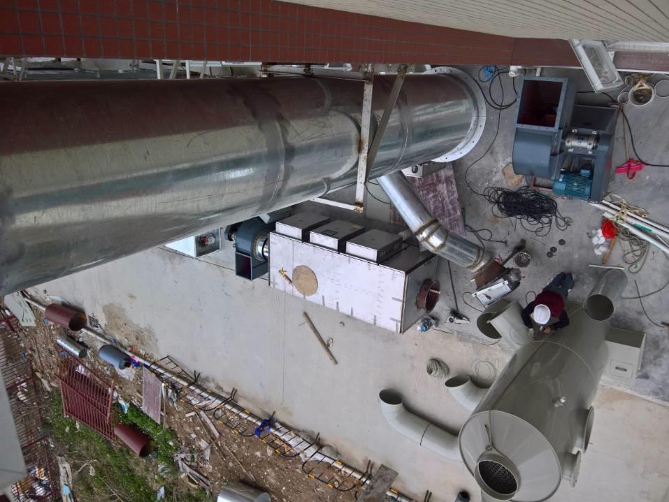 有機廢氣治理凈化-廢氣處理