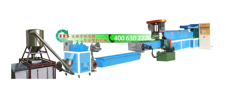 化纖/無紡布再生造粒機